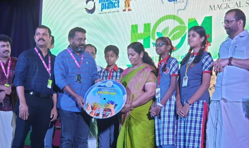 Anyonyam Video DVD Released by Writer Shri. KV Mohan Kumar