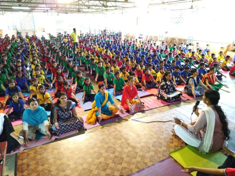 International Day of Yoga - Photogallery